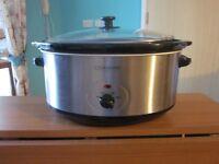 Cookworks 5.5L Slow Cooker