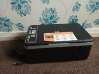 HP deskjet 4180 All-In-One Printer,scanner and copier - Spares or Repair