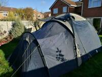Good sized tent