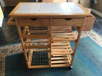 Kitchen trolley/ storage unit