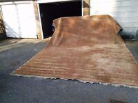 Large heavy duty rug/carpet