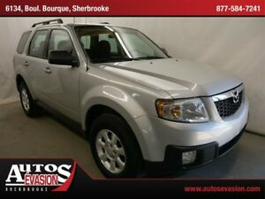 2009 Mazda Tribute 4WD + 4 CYL + MAGS + A/C