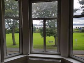 1 Bedroom Flat on Magdelan yard River Tay view