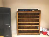 Indigo big bookcase