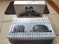 Laurel & Hardy Dvd's