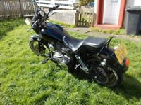 Harley Davidson FXDI Dyna Super glide Swap, PX