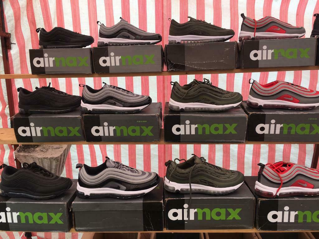 772f5816dd NIKE Air 97 97s ALL COLOURS SIZES not 270 vapormax plus flyknit tn 95 gucci  720
