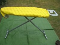 Lightweight Metal Folding Ironing Board