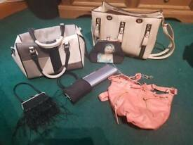 Assorted 2nd hand Handbags