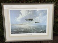 Reflections of Peace (dedicated to the few) by Ron Lackenby