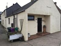 2bedroom semi detached with private garden