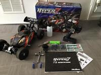 Rc Nitro hobao hyper 7 tq sport 1/8th scale buggy. Newest model! Full package!