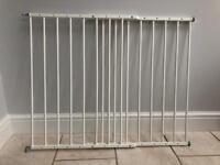 BabyDan Multidan Metal Extending Safety Gate