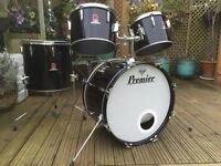 Premier Royale drum Shell pack