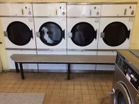 9 COMMERCIAL WASHING MACHINES AND 4 DRYERS + MORE - TAKE A LOOK