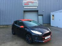 Ford Fiesta Zetec S Black Edition (EcoBoost 140) 1.0 (16) 2016