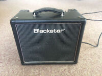 Blackstar HT1 1 Watt Valve Combo Guitar Amplifier