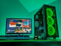 Gaming Computer PC (Intel i7, 16GB RAM, RX 570)