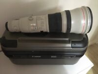 CANON 800mm F5.6 L IS USM LENS