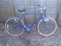 RALEIGH COURIER ONE OF MANY QUALITY BICYCLES FOR SALE