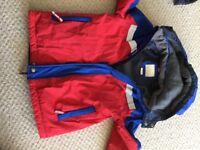 kids Bodens ski jacket aged 5-6