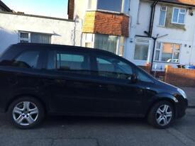 Vauxhall Zafira 1.6 petrol. 48,251 miles