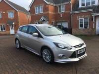 2014 FOCUS FOCUS ZETEC S DIESEL AUTOMATIC, ONE PREVIOUS OWNER, LONG MOT