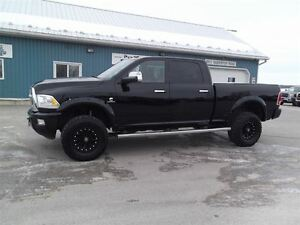 2014 Ram 3500 Longhorn/LIMITED,NAVI,DIESEL,4X4,LOADED!!