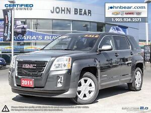 2011 GMC Terrain SLE-1 JUST TRADED, ONE OWNER VEHICLE, NO ACCIDE
