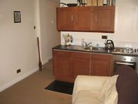 Unique 1 bedroom flat with a 2nd en-suite bedroom in a separate building in the centre of Menston