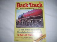 Back Track Railway Magazines including Special Introductory Issue
