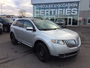2013 Lincoln MKX CUIR,TOIT OUVRANT, VOLANT CHAUFFANT