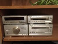 Technics separates stereo system