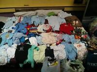 0-6 Month Baby Boy Items