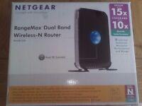Netgear RangeMax Duo Wireless-N Router WNDR3300