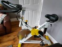 High Intensity Exercise Bike
