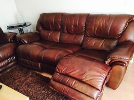 Sofa recliner electrick for sale 3,2,1