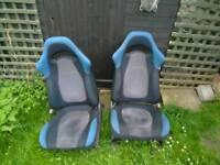 Subaru seats