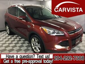2014 Ford Escape Titanium AWD -NAV/PANO ROOF/BACK UP CAM-