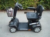 Black Envoy 4mph mobility scooter in very good order with good batteries.