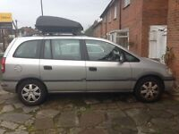 Quick SALE. Price reduced. Seven seaters family car