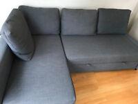 IKEA FRIHETEN - Corner sofa bed