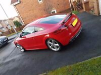 """Audi TTS S-Tronic 59 plate with factory upgraded 19"""" alloys"""
