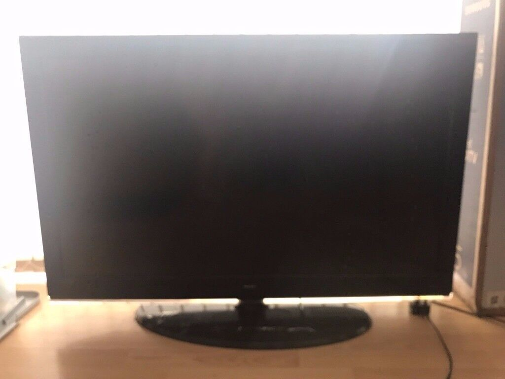 "Bush 42"" 1080p Digital LCD TV (For parts or not working)"