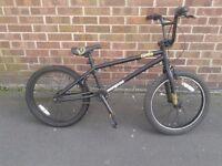 Mongoose Logo Black and Gold Edition BMX Bike 25/9