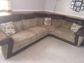 Tamzin corner sofa