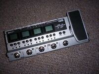 Zoom G5 Turbo Booster Guitar Multi Effects Unit