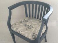 Chair - Refurbished - Laura Ashley Fabric