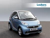 smart fortwo coupe PULSE MHD (silver) 2012-06-30