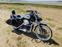Harley Davidson Custom 1200 v twinn